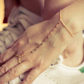 bracelet, odette et lulu, bague, 90's, années 90, doré, 7bis, créateurs, eshop, bohème, chic, petits prix