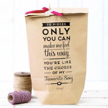 odette et lulu, concept store, créateurs, mr wonderful, cadeaux, gift, paquet cadeau, i love you to pieces, you're like the chorus of y favourite song