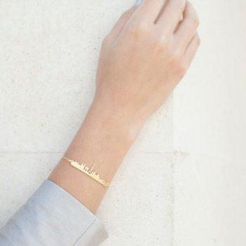 bracelet, paris, odette et lulu, plaqué or, shlomit ofir, créateurs, eshop, concept store