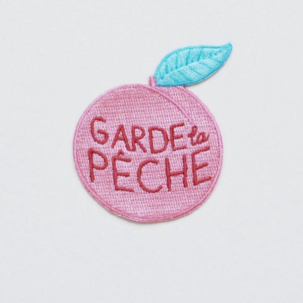 patch, écusson brodé, vintage, lolita picco, odette et lulu, créateurs, concept store, eshop, trouvaille, 90's, idée cadeau