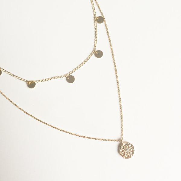 collier, odette et lulu, rose des vents, créateurs, eshop, concept store, doré, 7bis, idée cadeau