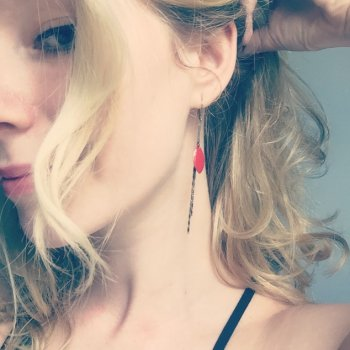 boucles d'oreilles, summer, odette et lulu, les somethings, créateur, eshop