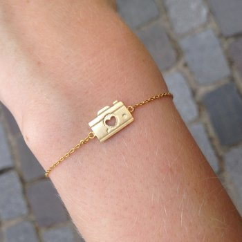 bracelet, odette et lulu, pola, polaroïd, doré, argenté, créateurs, eshop, doux, raffiné