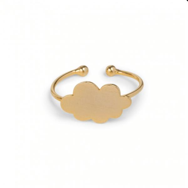 bracelet, odette et lulu, cloudy, createurs, doré, argenté, or, argent, ajustabe, eshop, 7bis