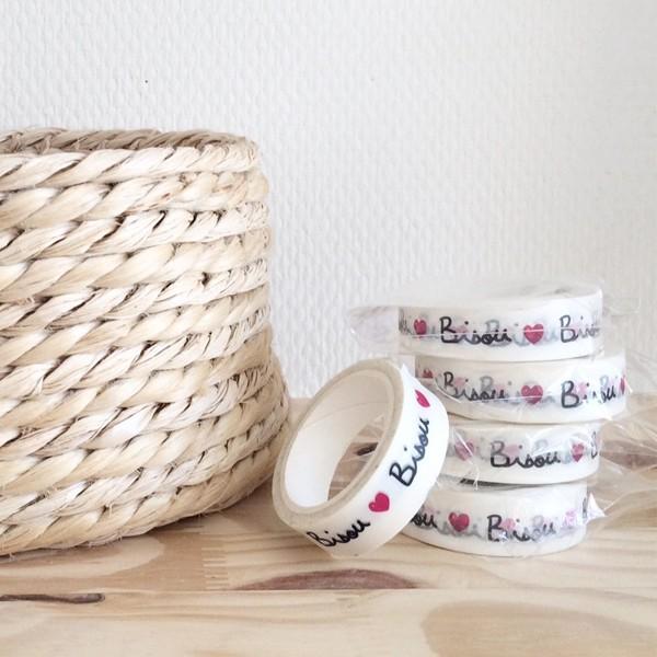 masking tape, bisou, odette et lulu, mathilde cabanas, décoration, papeterie, concept store, washi, papier japonais,