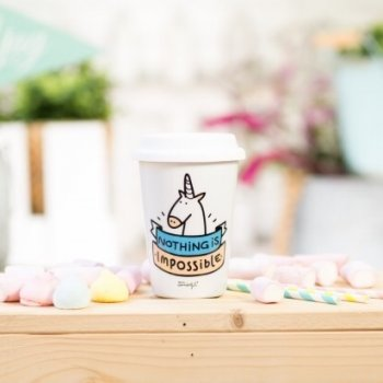odette et lulu, mr wonderful, licorne, unicorn, créateurs, eshop, nothing is impossible, leitmotiv, rien n'est impossible, mug take away, concept store
