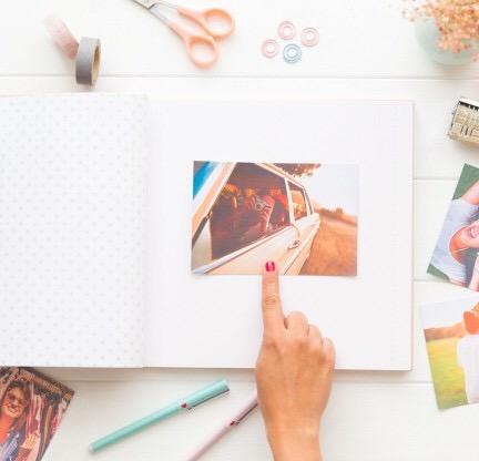 album, la vie est faite de moments heureux, écrire, odette et lulu, concept store, eshop, créateurs, album photo, merveilleux cadeau, album de créateurs, pictures, plumetis, lovely