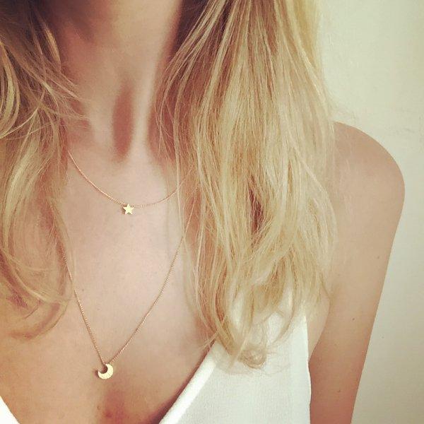 collier, nightcall, odette et lulu, concept store, créateur, 7bis, plaqué or, bijoux mode, tendance, 2016, eshop, deux colliers en 1, sautoir, bijoux fantaisie