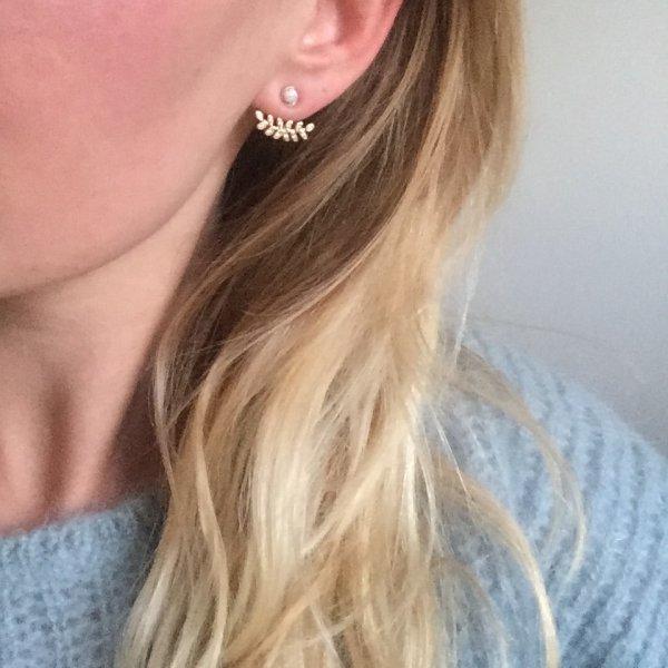 boucles d'oreilles, olympe, odette et lulu, 7bis, créateurs, eshop, concept store, boucles d'oreilles strass, perle, boucles d'oreilles dessous de love, zirconium