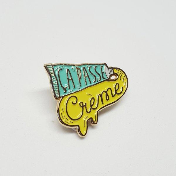 pins, ça passe crème, odette et lulu, lolita picco, collection 2017, nouveautés, eshop, concept store, créateurs