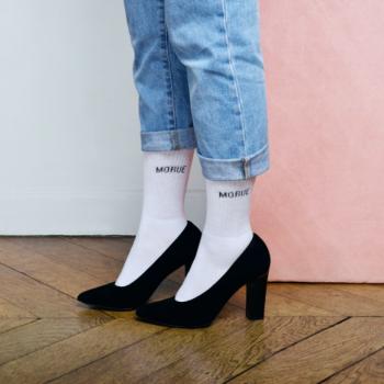 odette et lulu, chaussettes, félicie aussi, créateurs, concept store, connasse, morue, idée cadeau, 35-39, googies, gift idea