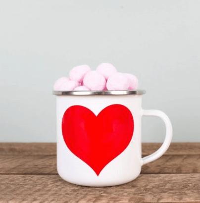 la déco d'Odette et lulu, odette et lulu, créateurs, eshop, mug, vaisselles, mug coeur, sass and belle, concept store, createurs, eshop, gift idea