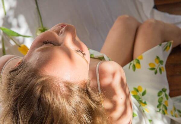 robe suzette, robe femme, printemps, été, sucrette, enfant, maman, petite fille, matchy matchy, liberty, vert, émeraude, concept store, createurs, motif citrons, dolce vita